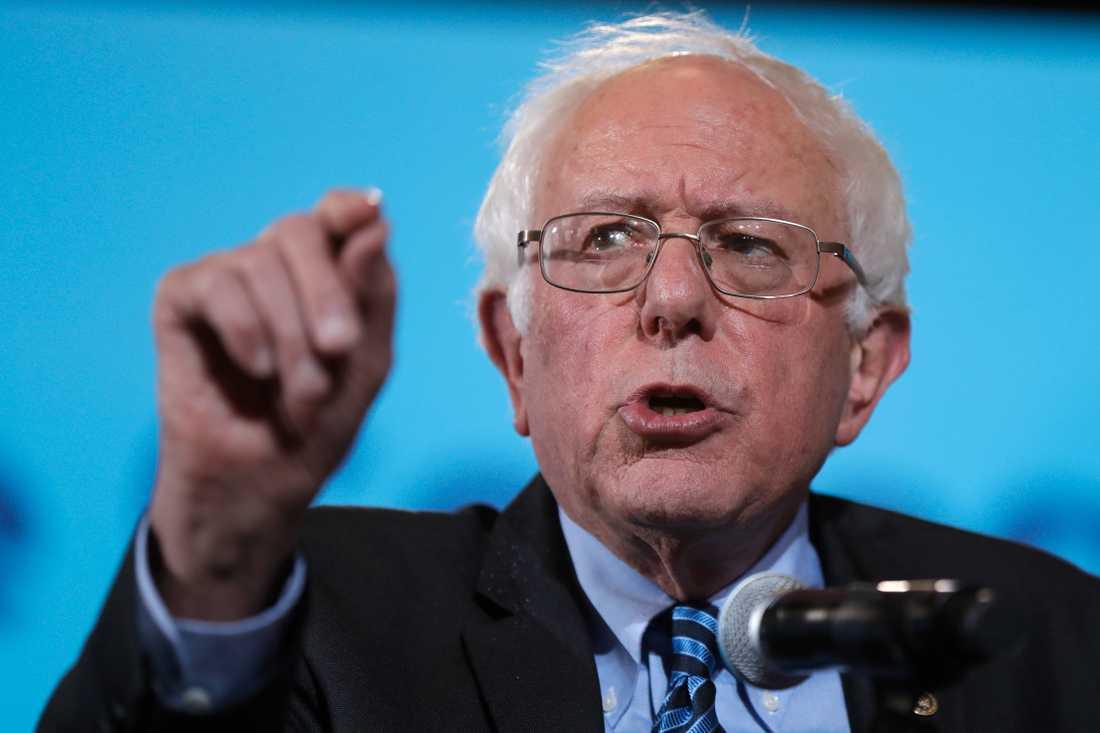 Bernie Sanders överväger att ställa upp i USA:s presidentval år 2020.
