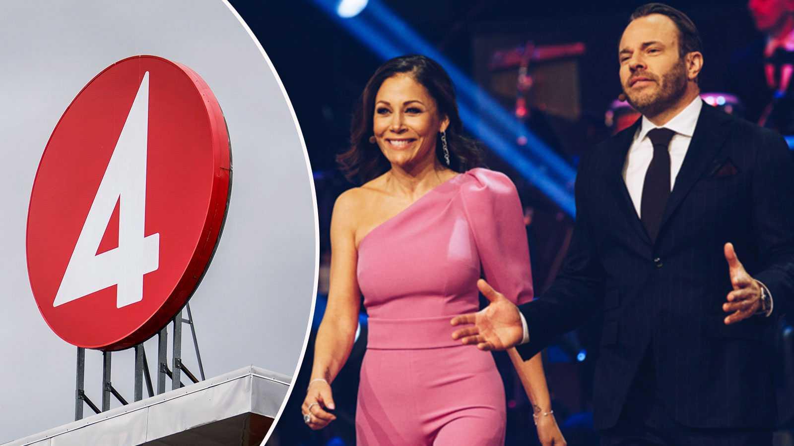 """Så coronasäkrar TV4 """"Lets dance"""""""