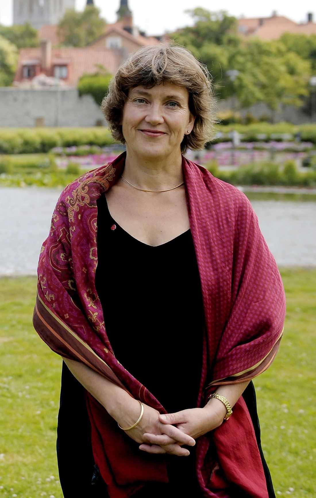 Lena Sommestad – favorit hos Arbetarbladet och Västerbottens Folkblad.