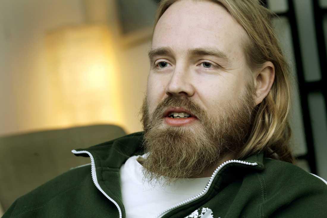Ola Broquist, arrangör från Luger.