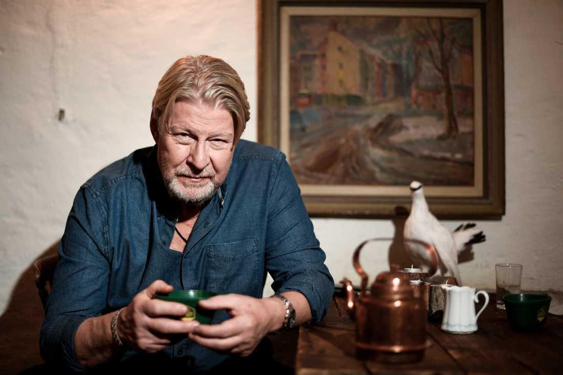 Rolf Lassgård återvänder till rollen som Erik Bäckström. Arkivbild.