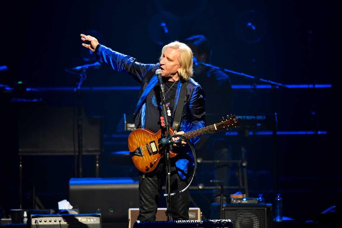 Joe Walsh från bandet Eagles