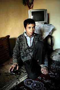 Sonen Samiullah, 14.