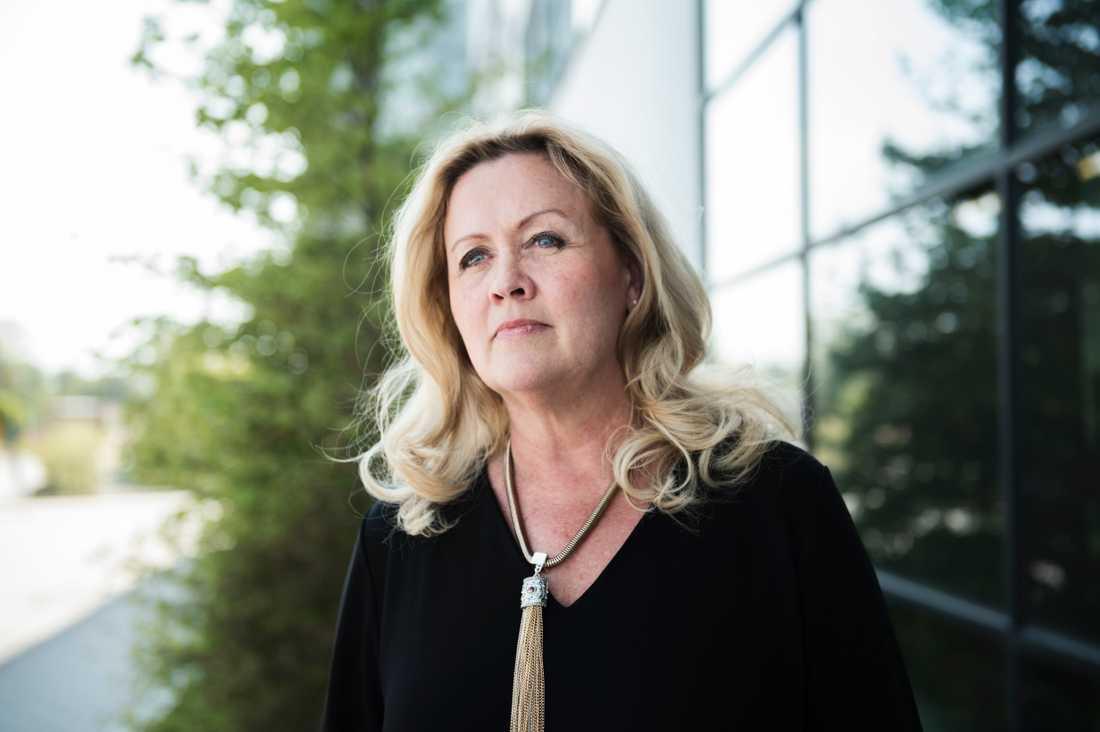 Advokat Charlotte Nordström är målsägandebiträde åt elva av de 89 barnen i åtalet,