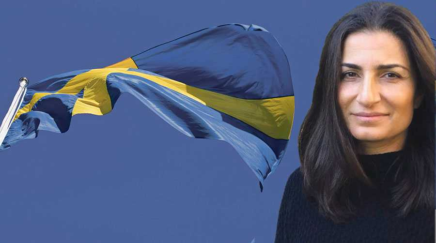 Jag är tacksam över att jag inte är svensk och vill heller inte vara svensk för att jag ser brister i den rådande kulturen, skriver Menekse Mermer.