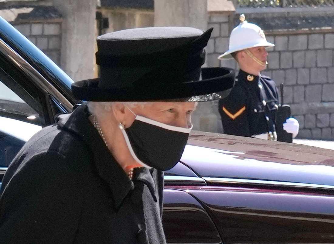 Drottning Elizabeth fyller 95 år i dag, onsdag.