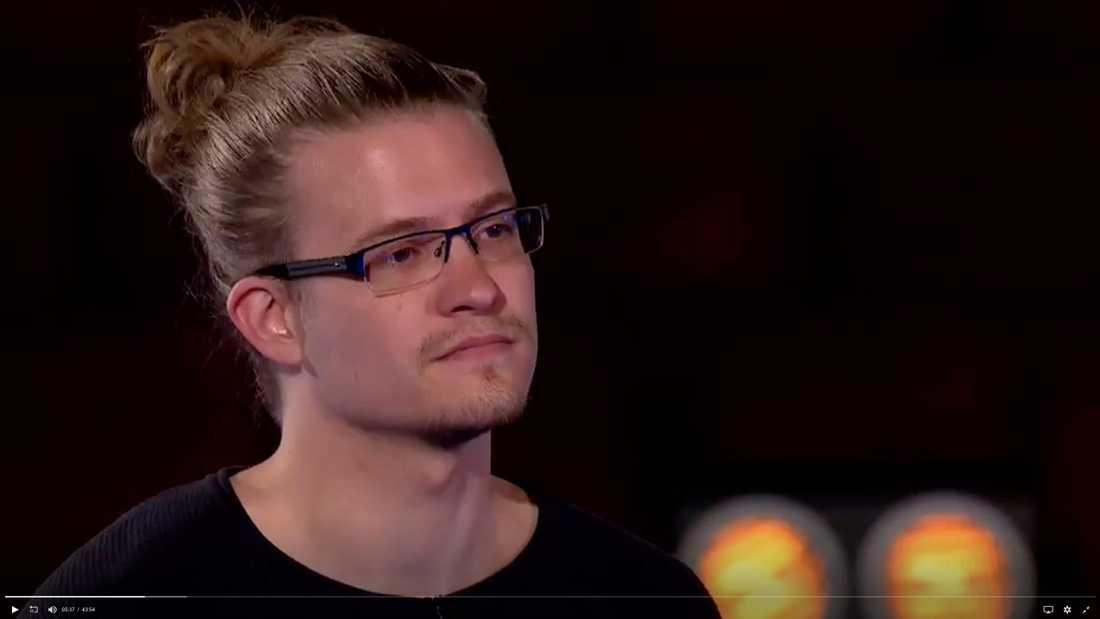 Christofer Andersson, 29, Katrineholm