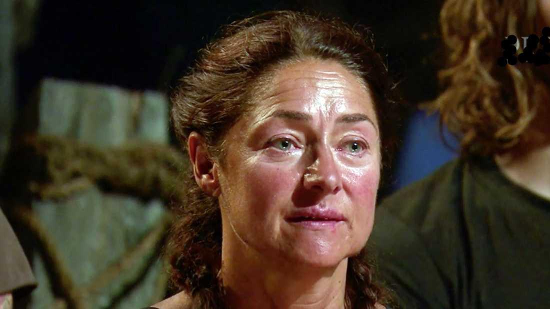 Suzana Dahlhjelm var lättad efter resultatet i örådet.
