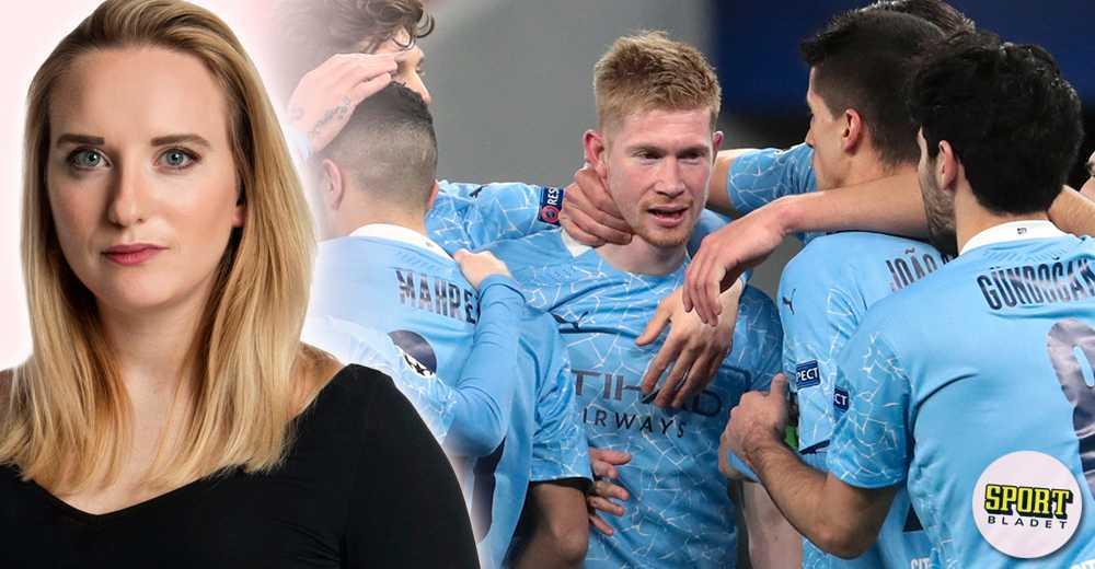 Fagerlund: Därför förtjänar Man City titeln
