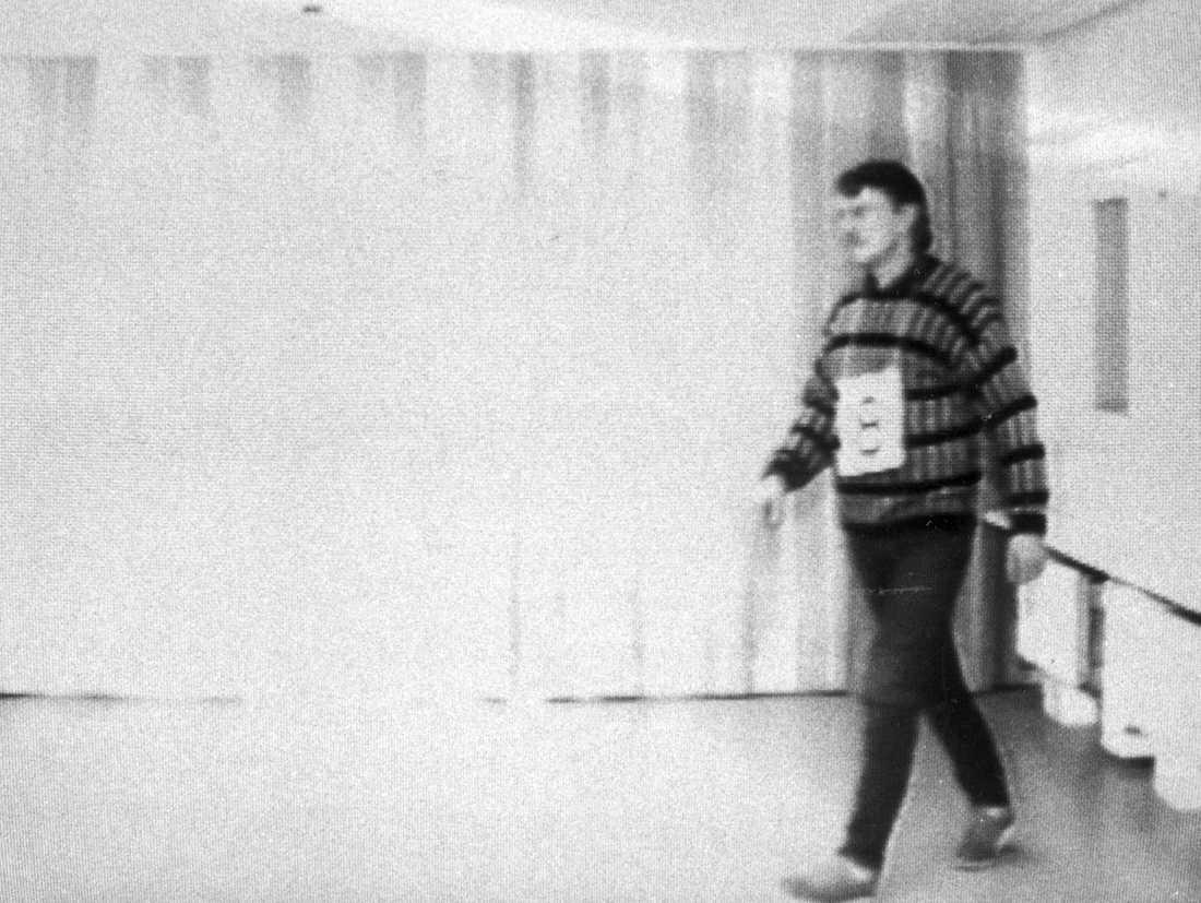 Christer Pettersson, åtalades för mordet på Olof Palme men friades.