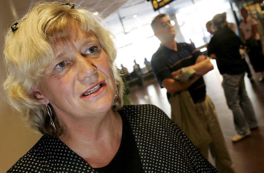"""KRITISK 2 """"Vi kanske inte ska gå till val på att riva upp jobbskatteavdraget, men inte heller lova att inte göra någonting"""", säger ex-ministern Margareta Winberg."""