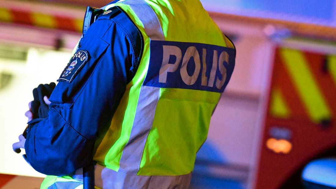 """""""Vi tar höjd för att vi kommer att få ganska många sjuka polisanställda på nyckelfunktioner"""", säger Per Engström, nationell kommenderingschef för polisens särskilda händelse. Arkivbild."""