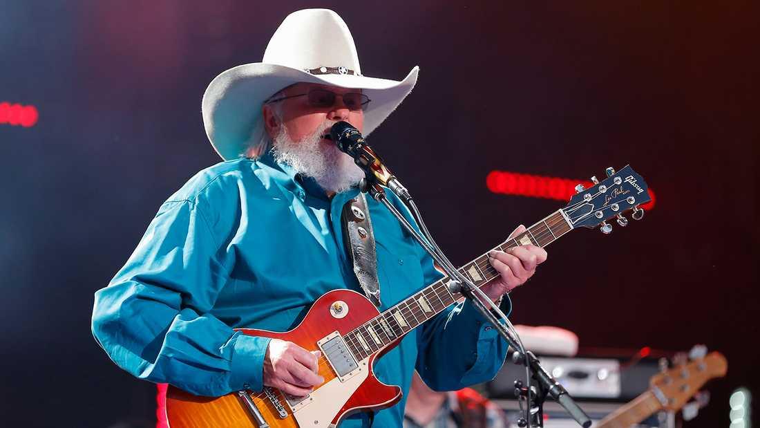 Countrymusikern Charlie Daniels  blev 83 år gammal.
