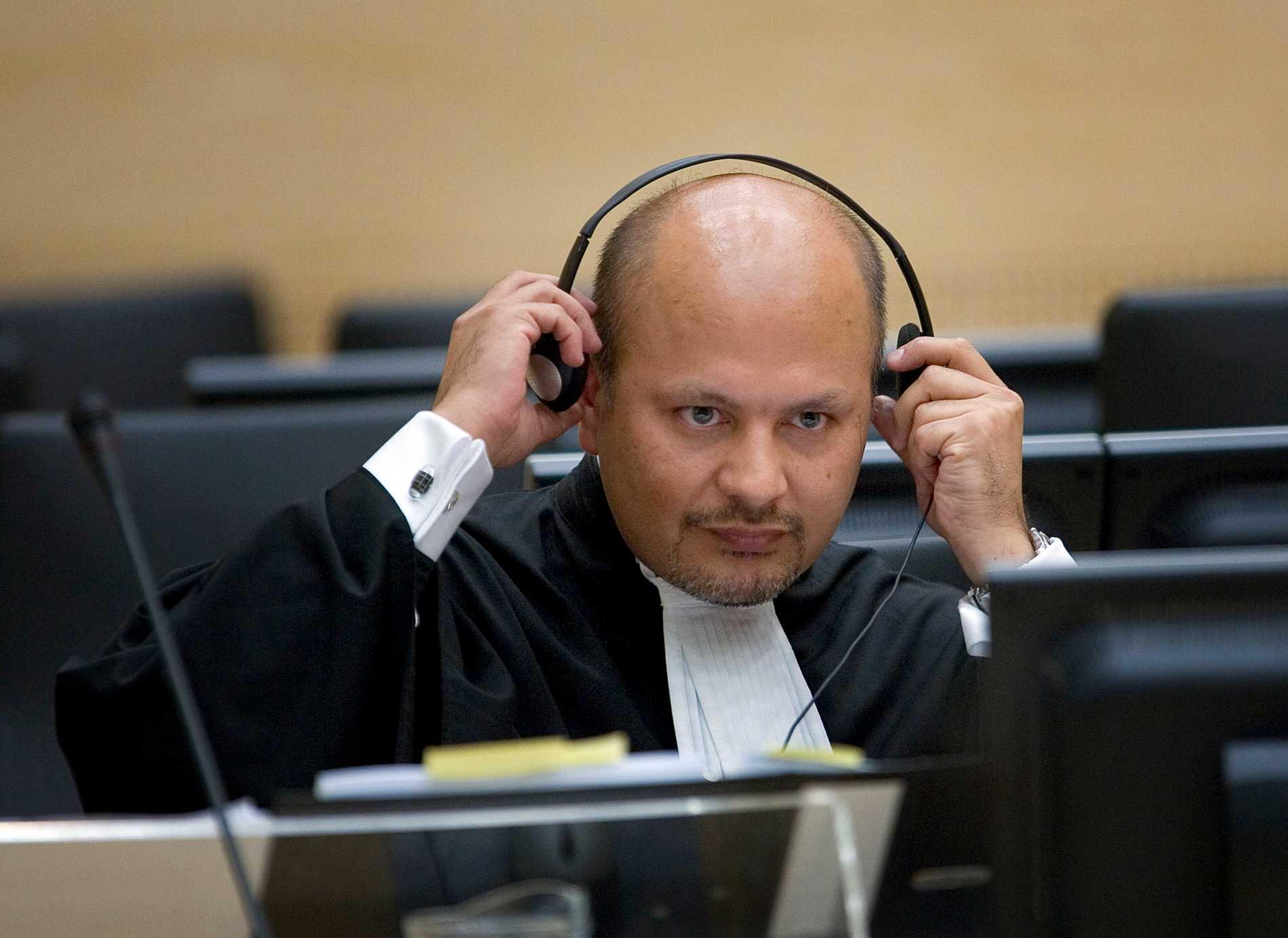 Karim Khan. Bilden är från 2007. Arkivbild.
