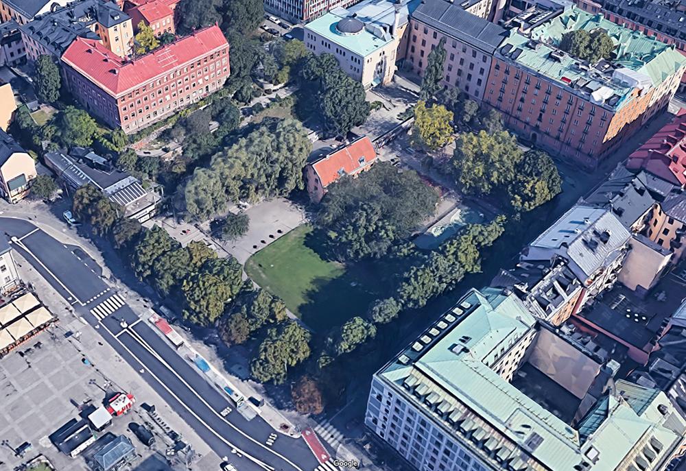 Björns trädgård