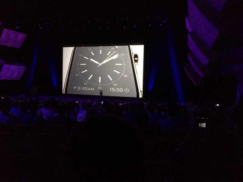Applewatch.