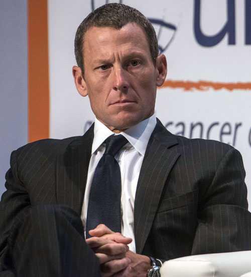 Armstrong avgår från Livestrong-styrelsen.
