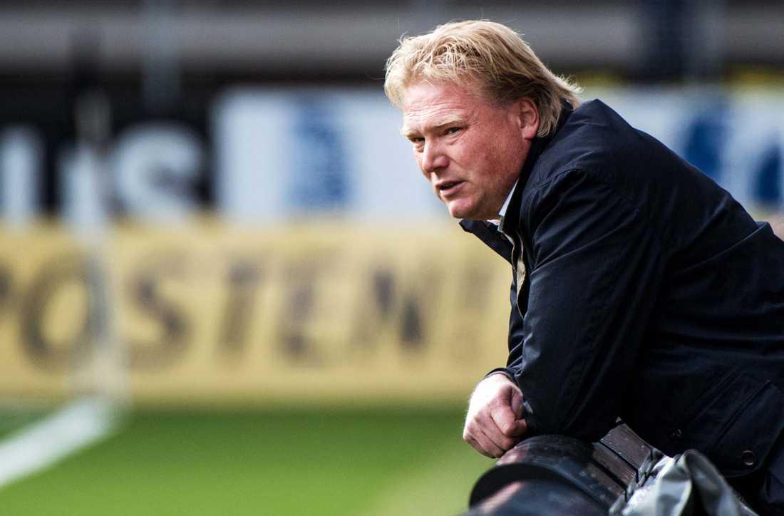 Guld kan även Elfsborg och Jörgen Lennartsson ta.