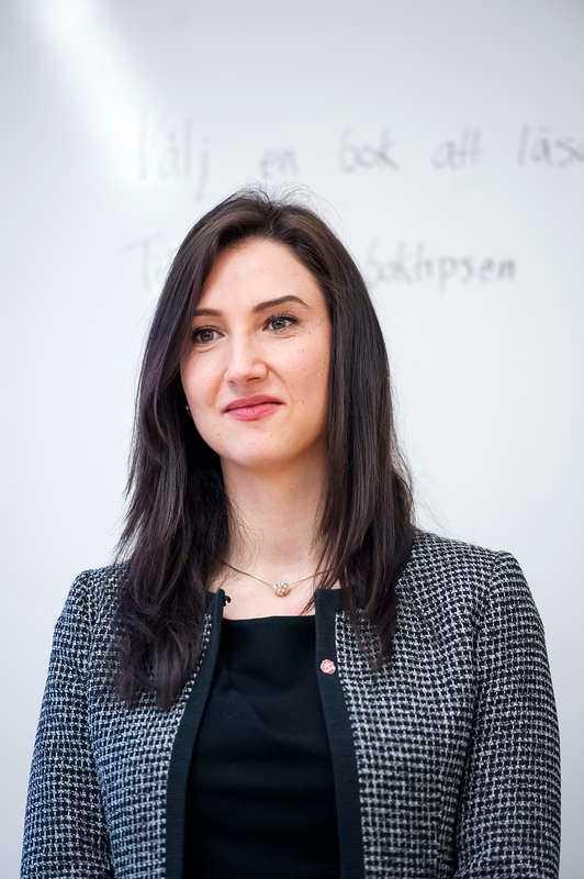 Aida Hadzialic.