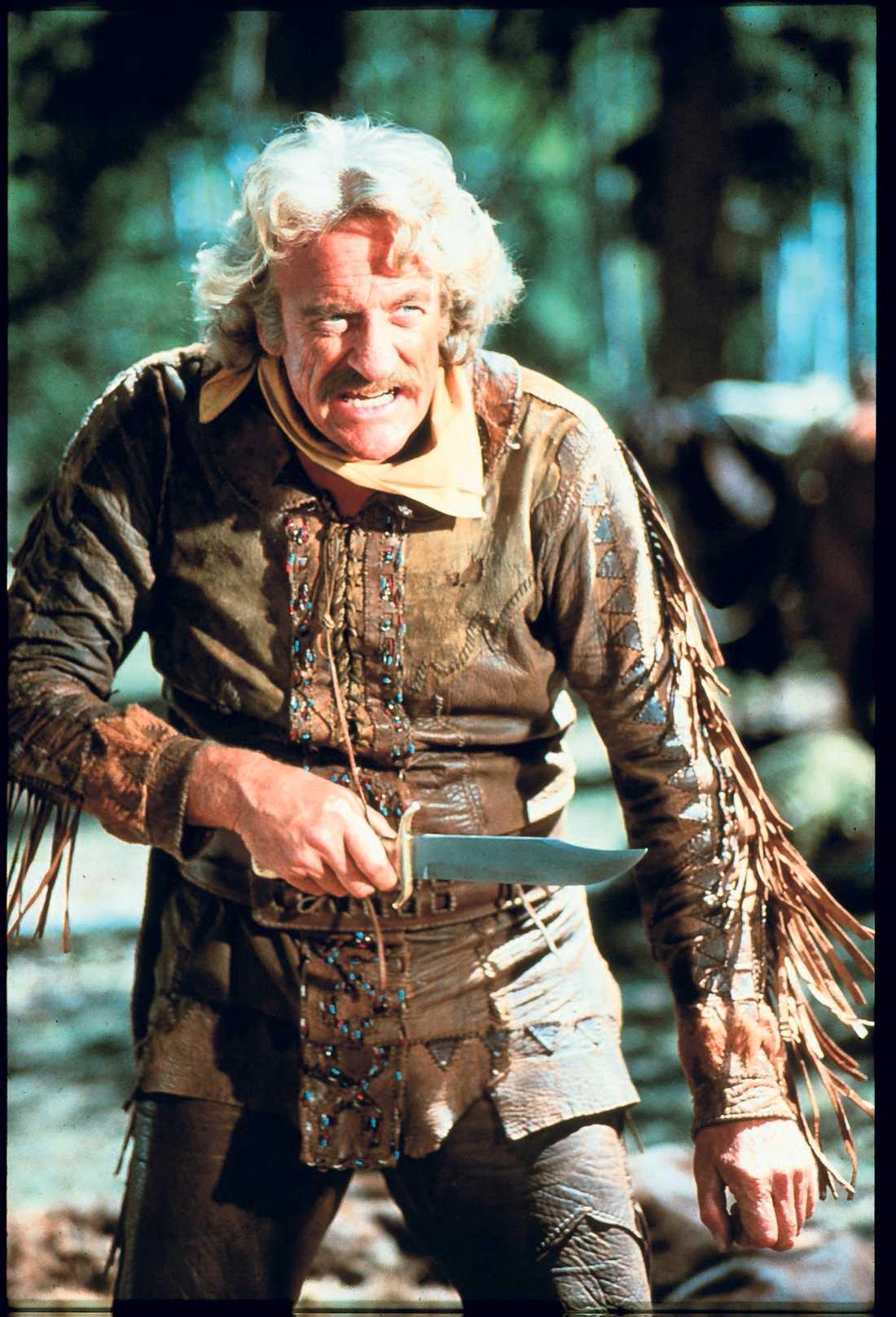 James Arness som Zeb.