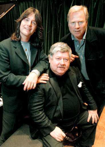 Wells, Harryson och Berglund.