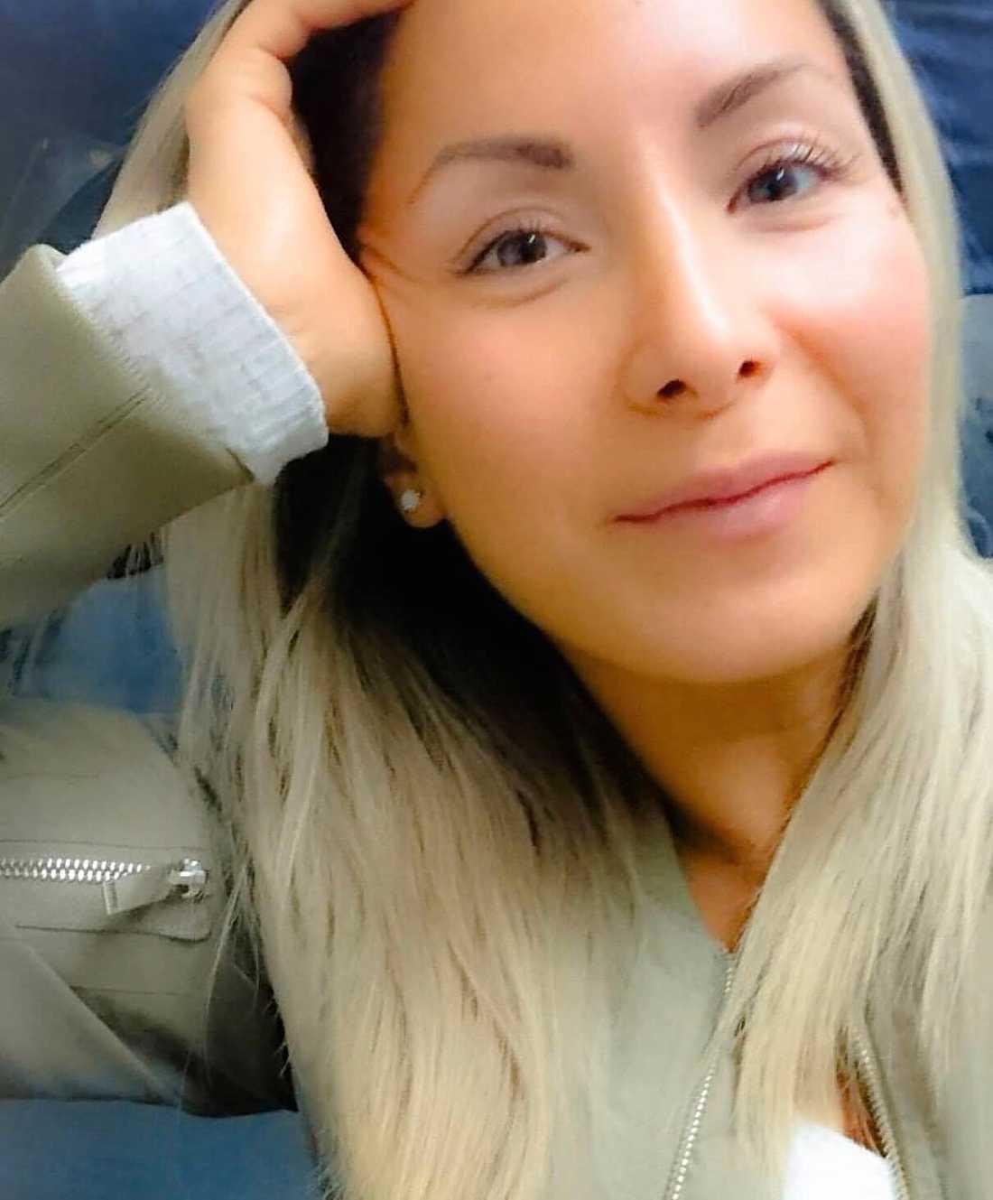 Angela Daniela Polanco, 33.