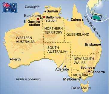 Karta Australien Adelaide.Guide Bo Pa Lantgard I Australien Aftonbladet