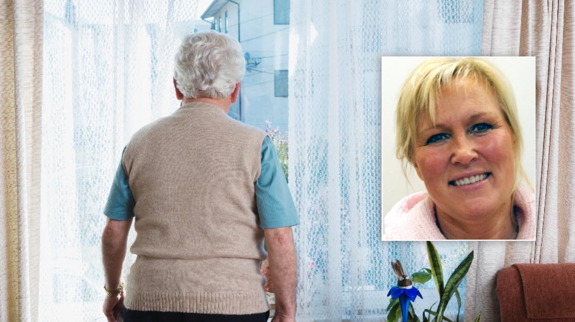 Ibland är personalen på våra boenden den enda kontakt våra äldre har med andra människor, skriver debattören.