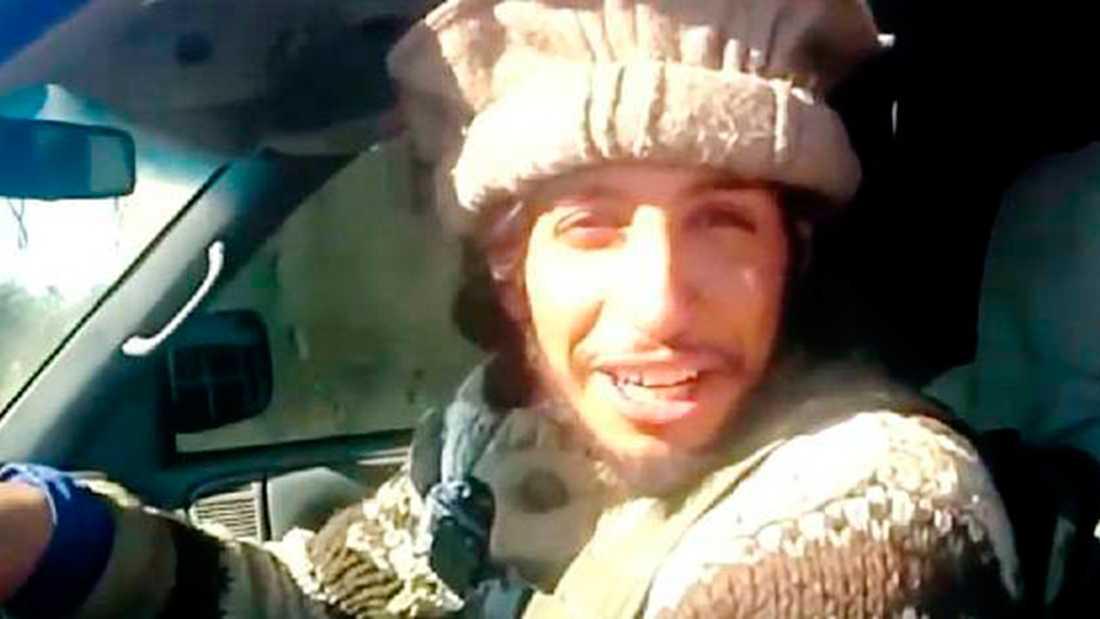 Abdelhamid Abaaoud från Belgien misstänks vara hjärnan bakom attackerna i Paris.
