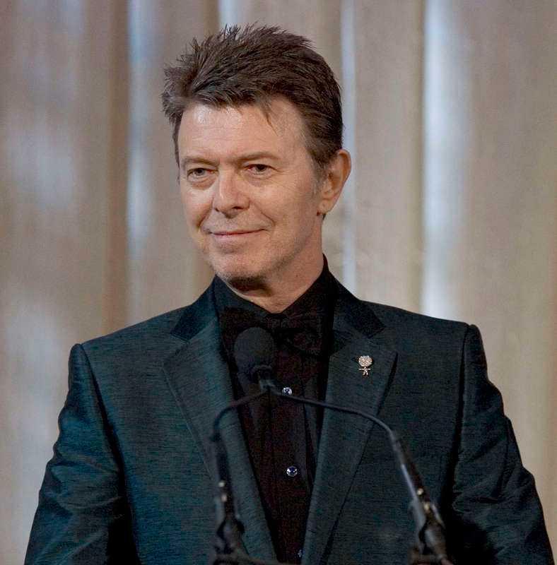Stanna hemma du, David Bowie, tycker Markus Larsson.