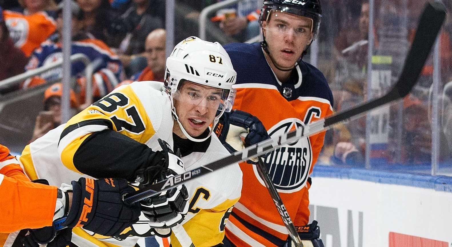 Crosby och McDavid