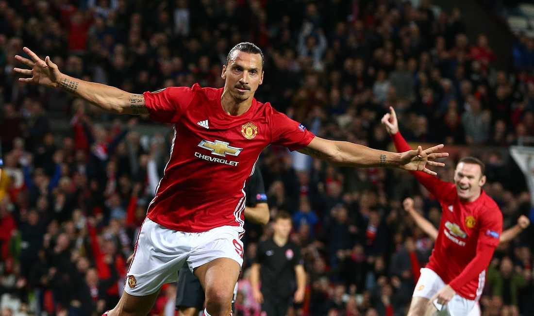 Zlatan Ibrahimovic intåg i Premier League och Manchester United gör Storbritannien till vinterns stora uppstickare som resmål.