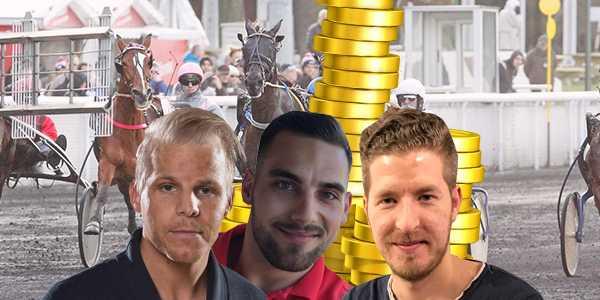 Sportbladets experter Christoffer Wickman, Mario Lipovac och Erik Pettersson ger sina bästa miljontips inför V86 och V75.