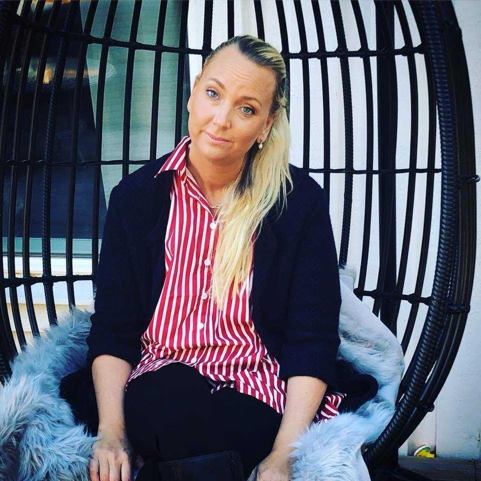 Teresa Fröling har grundat välgörenhetsorganisationen Team Sweden volunteers.