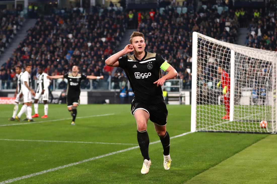 Matthijs De Ligt är nära en övergång till Juventus
