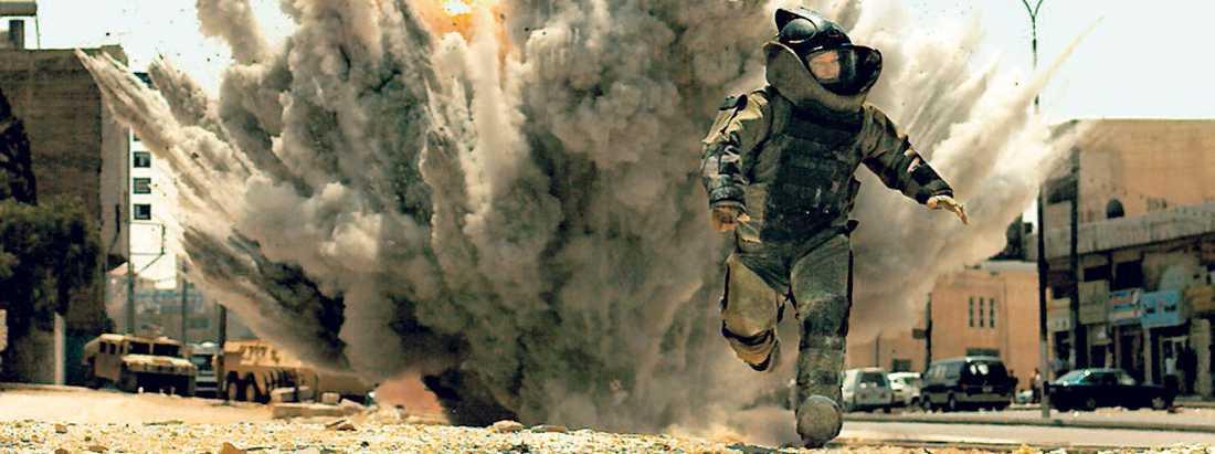 """""""The Hurt Locker"""" är vinterns stora Irak-film."""