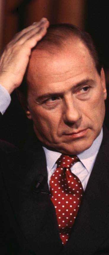 Silvio Berlusconi - nu har han presenterat sin nya regering.