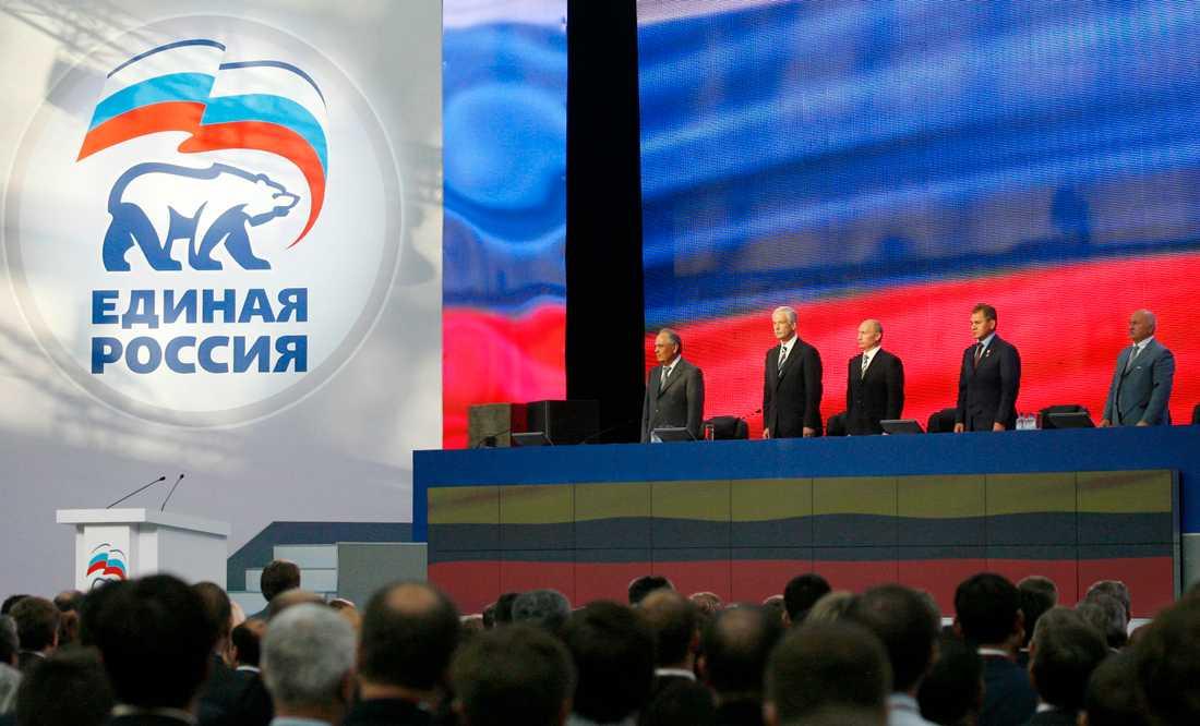 Enade Ryssland tar över alltmer i ryska duman.