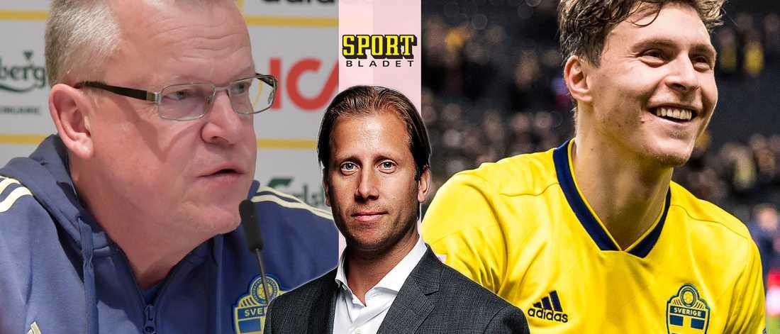 Bank  Ska hantera det exakt som Janne Andersson e8b52aceca8bb