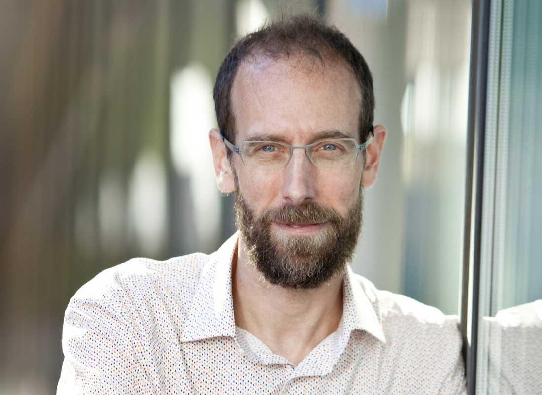 Harvardforskaren David Keith