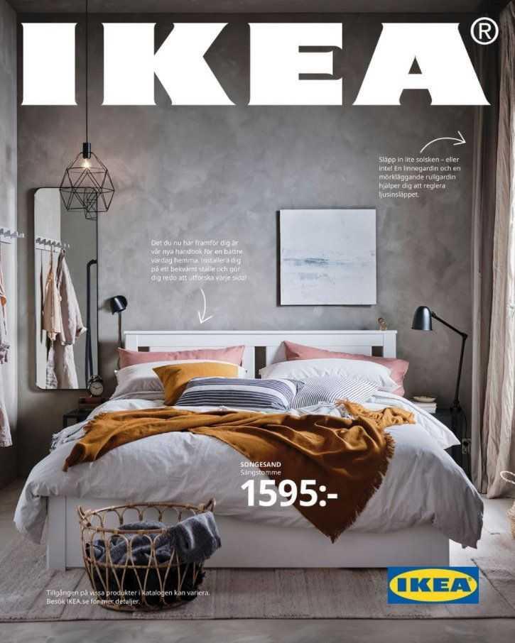 Den ikoniska Ikea-katalogen går i graven.