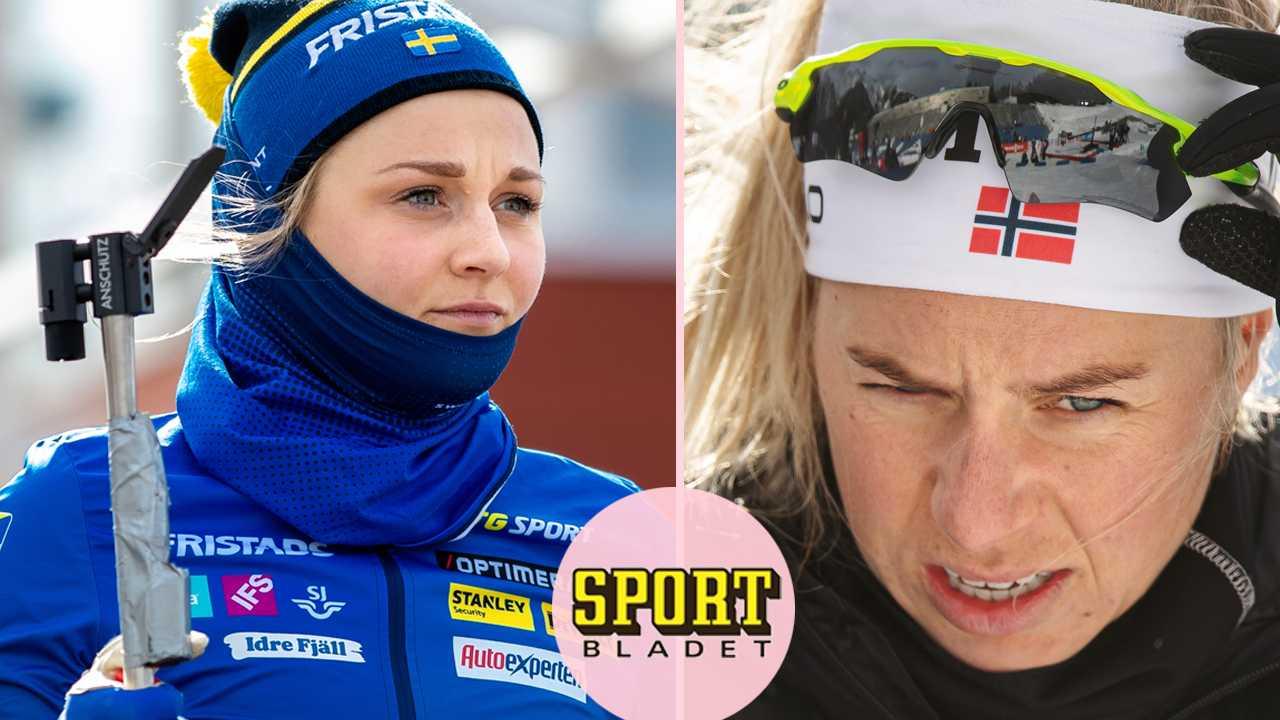 """Norska stjärnan om Stina Nilsson: """"Tror hon har talang"""""""