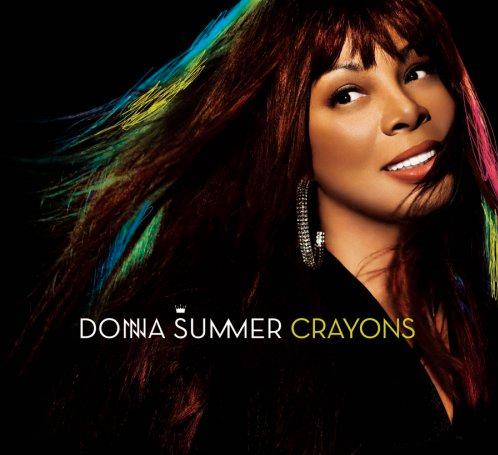 Hennes senaste album Crayons från 2008.