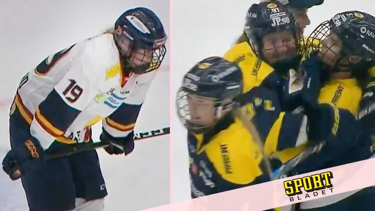 HV71 lyckades hålla undan – klart för final