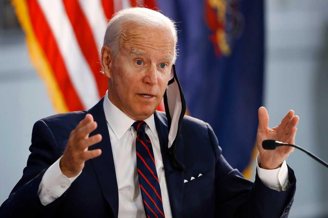 Den tidigare vicepresidenten Joe Biden utses med all sannolikhet till Demokraternas presidentkandidat senare i sommar och blir därmed den som får möta Donald Trump i höstens presidentval.