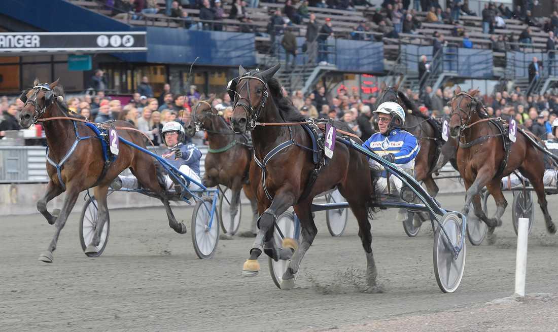 Trav365:s expert Erik Pettersson mäkta imponerad över Emile Zola Sisus kross på V75 på Solvalla.
