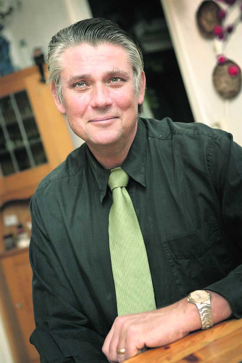 Pr-experten Paul Ronge.