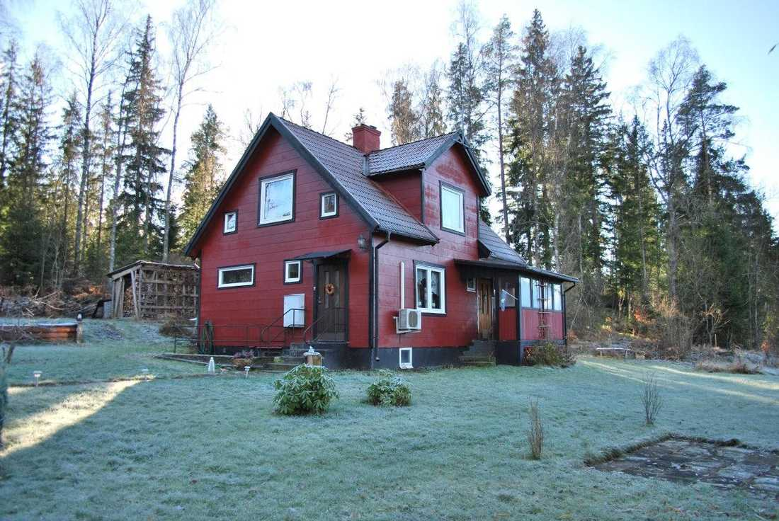 Halland – Billigast Landeryd, 81 m², 295 000 kronor.