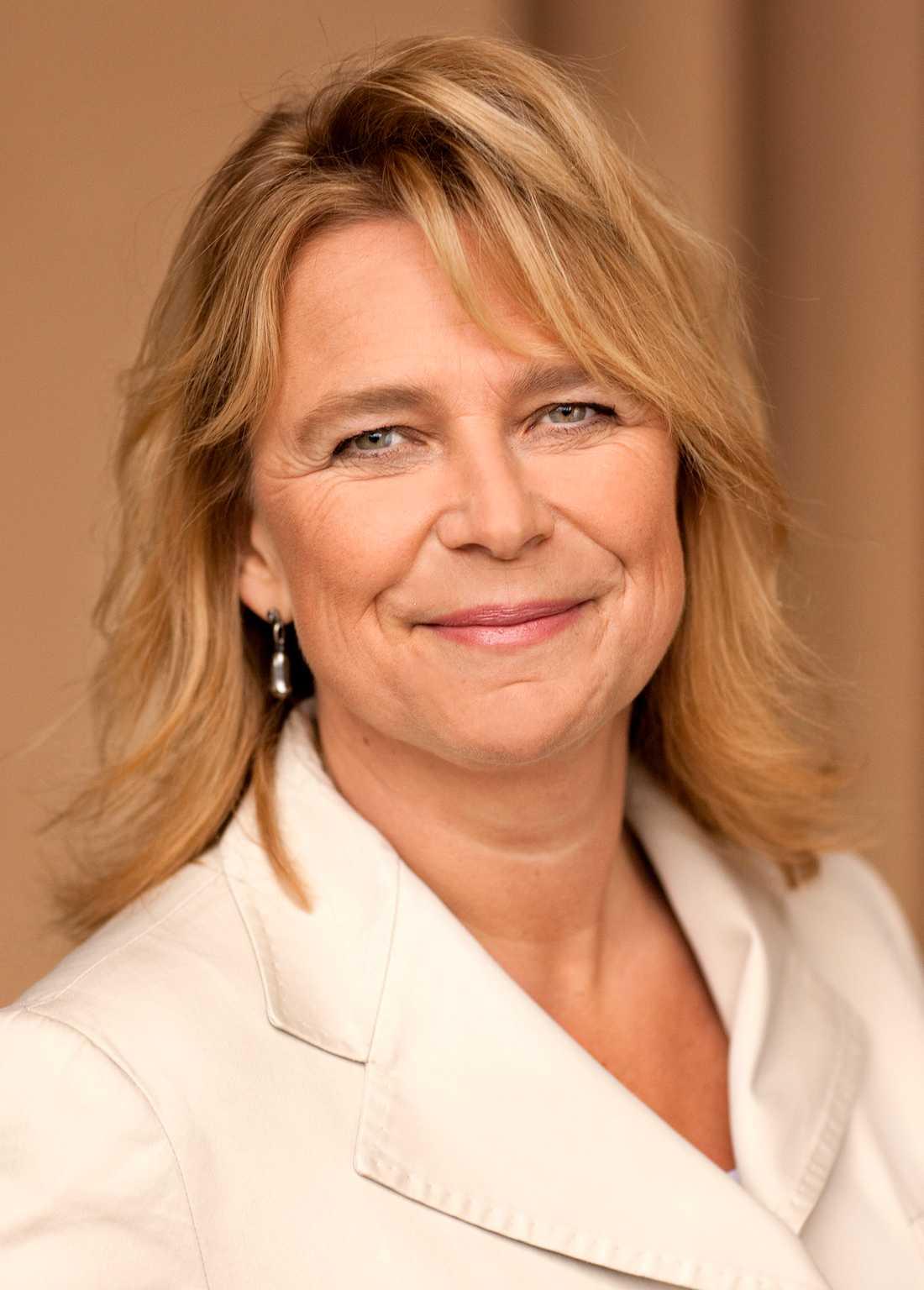 Magdalena Gerger, vd för Systembolaget.