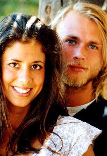 Isabelle & Gustav.